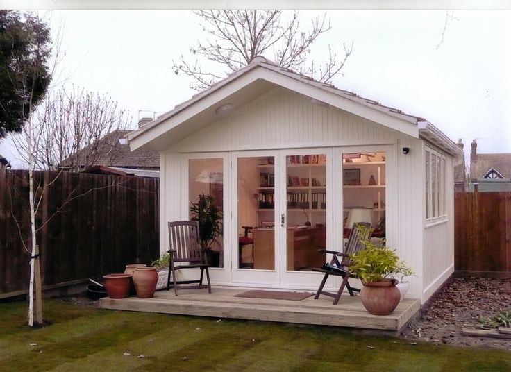 Things You Should Consider With The Outside Office Shed
